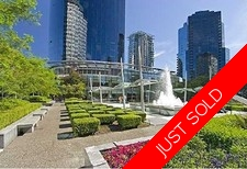 Downtown Apartment for sale: 501-1050 Burrard Street - Wall Centre 2 bedroom 1,160 sq.ft.