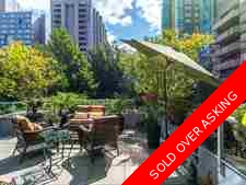 West End VW Condo for sale:  1 bedroom 657 sq.ft. (Listed 2016-09-13)