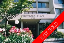 West End Apartment for sale: Stratford Towers 1 bedroom 679 sq.ft. (Listed 2017-09-27)