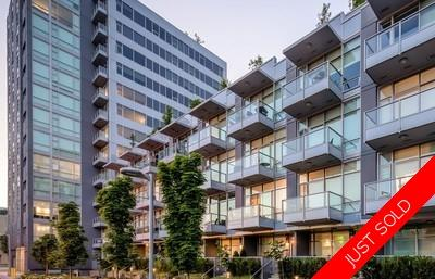 Mount Pleasant Apartment/Condo for sale: Meccanica 1 bedroom 647 sq.ft. (Listed 2020-01-14)