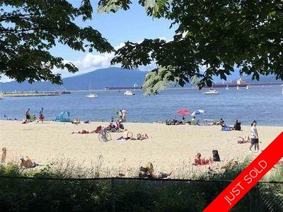 Point Grey Apartment - Co-Op for sale: Andrea Apartments 1 bedroom 670 sq.ft. (Listed 2020-07-22)